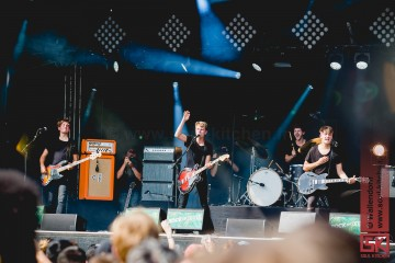 Last Train @ Rock en Seine, Domaine National de Saint-Cloud, 30/08/2015