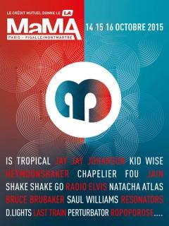 MaMA Festival 2015