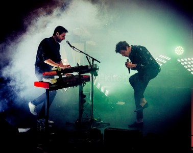 Born Ruffians @ MaMA Event, la Cigale, Paris, 14/10/2015