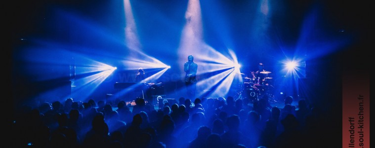 Photos concert : Jay-Jay Johanson @ MaMA Event, Paris | 15.10.2015