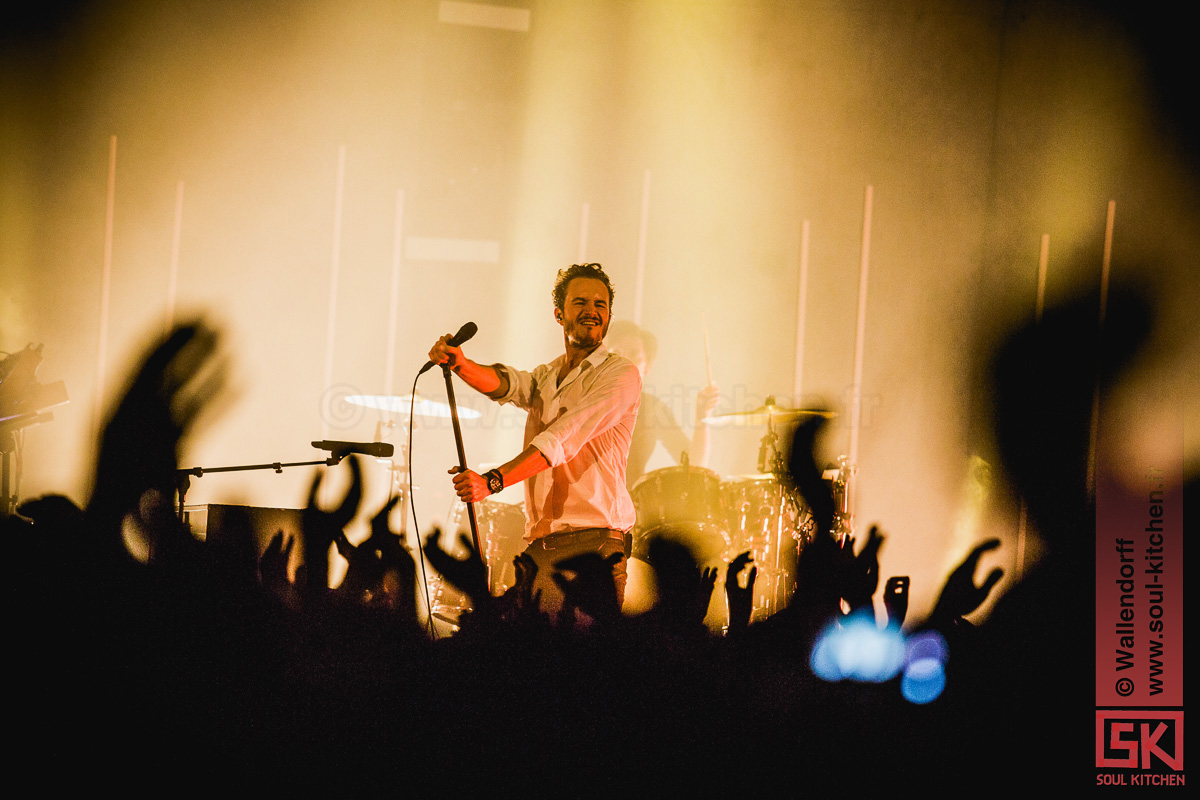 Photos : Editors @ le Trianon, Paris | 28.10.2015