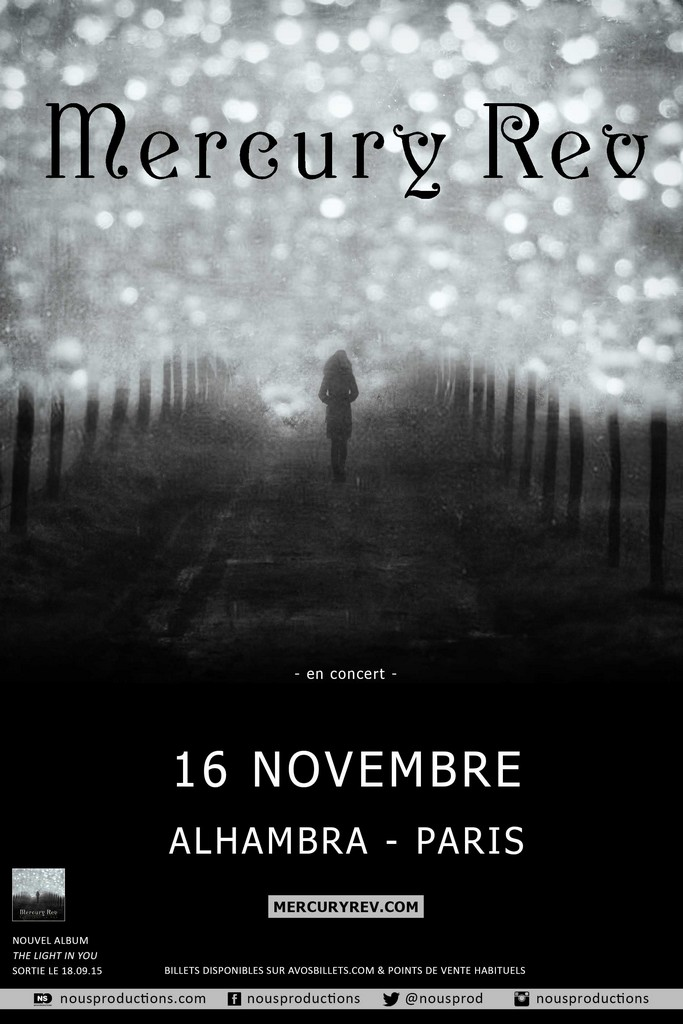 Mercury Rev - Alhambra 16/11