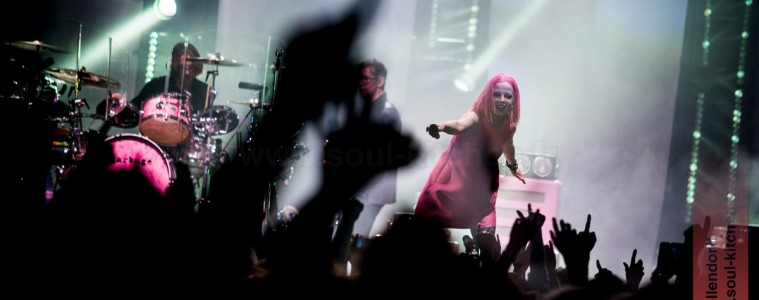 Photos : Garbage @ le Zénith, Paris | 07.11.2015