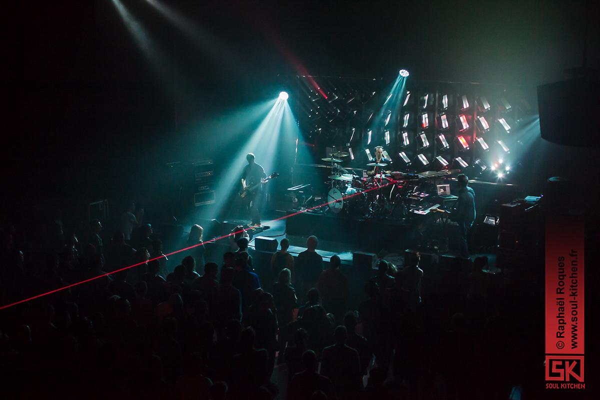 Photos concert : Videotape + Ez3kiel + Khod Breaker @ Cap découverte, Carmaux | 07.11.2015