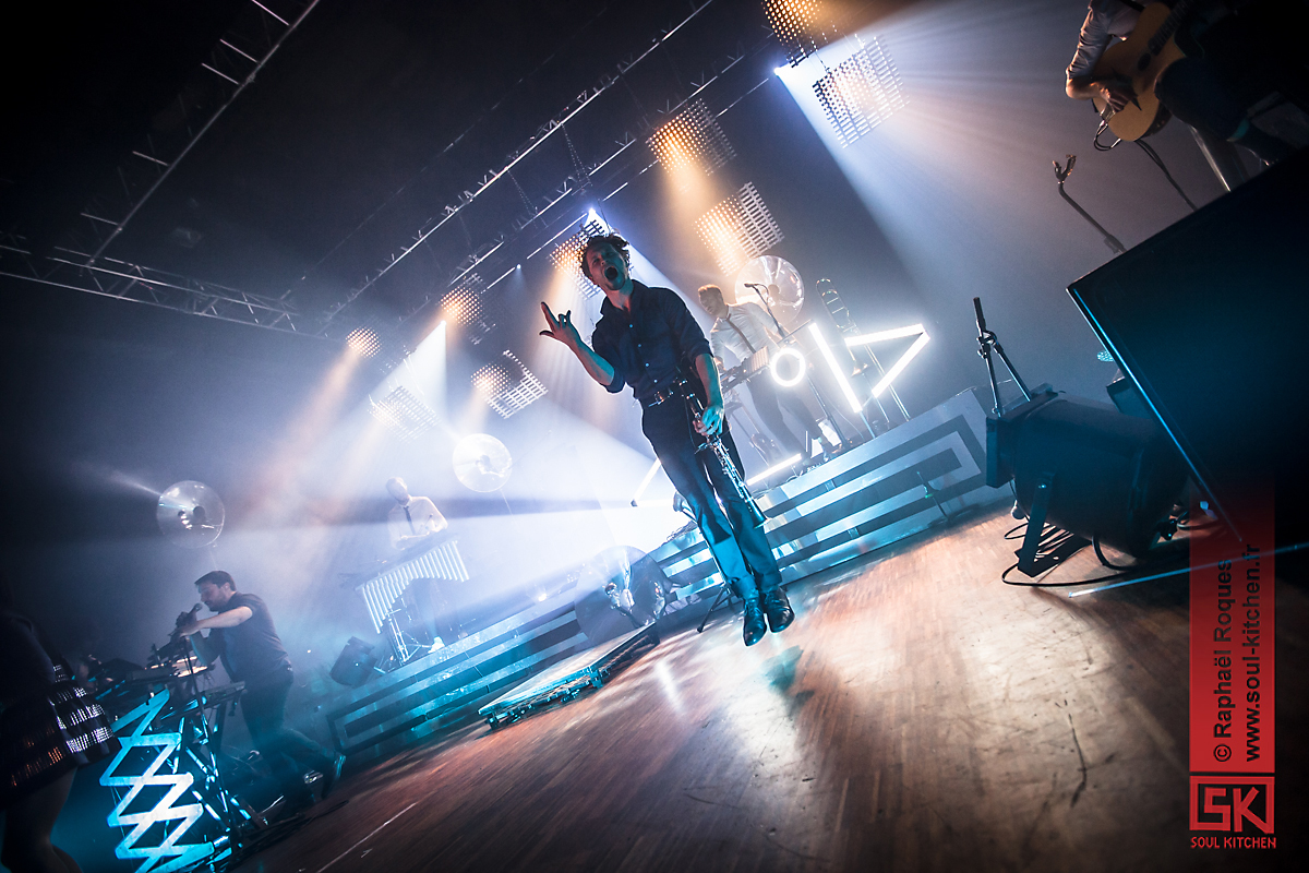 Photos : Caravan Palace @ Le Bikini, Toulouse | 12.11.2015