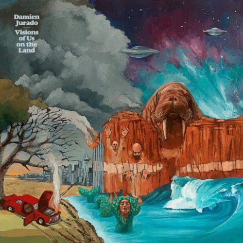 Damiens Jurado – Visions of Us on the Land
