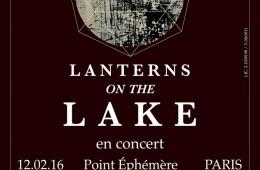 Lanterns On The Lake - Point Ephémère