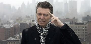 David Bowie tire sa révérence