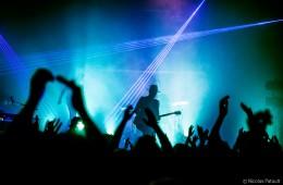 Photos de concert : AaRON + Tonus @ Stereolux | 10.02.2016