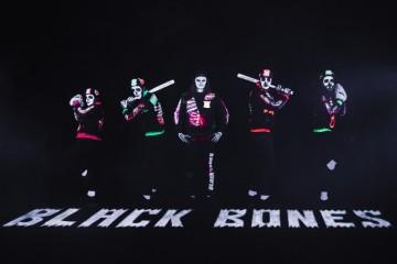 Black Bones © Rod Huart