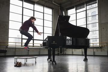 Gabriel Kahane en concert aux Subsistances