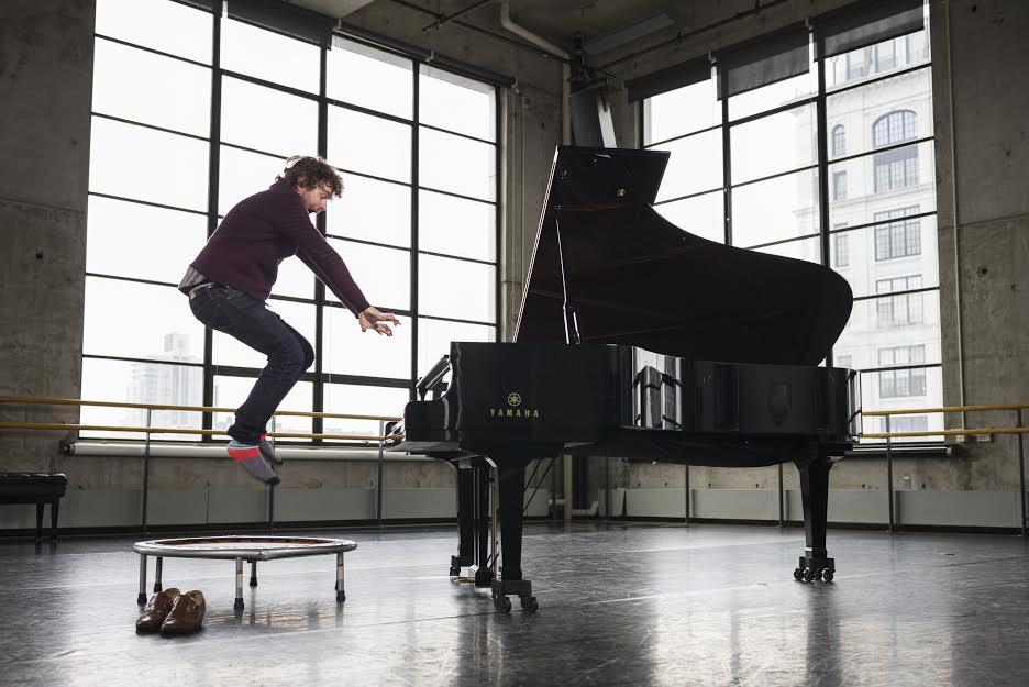 2X2 places pour Gabriel Kahane & le Quatuor Debussy à L'Épicerie Moderne de Feyzin