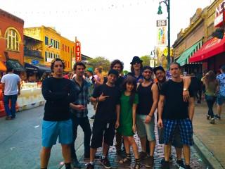 The Blind Suns - Austin 2