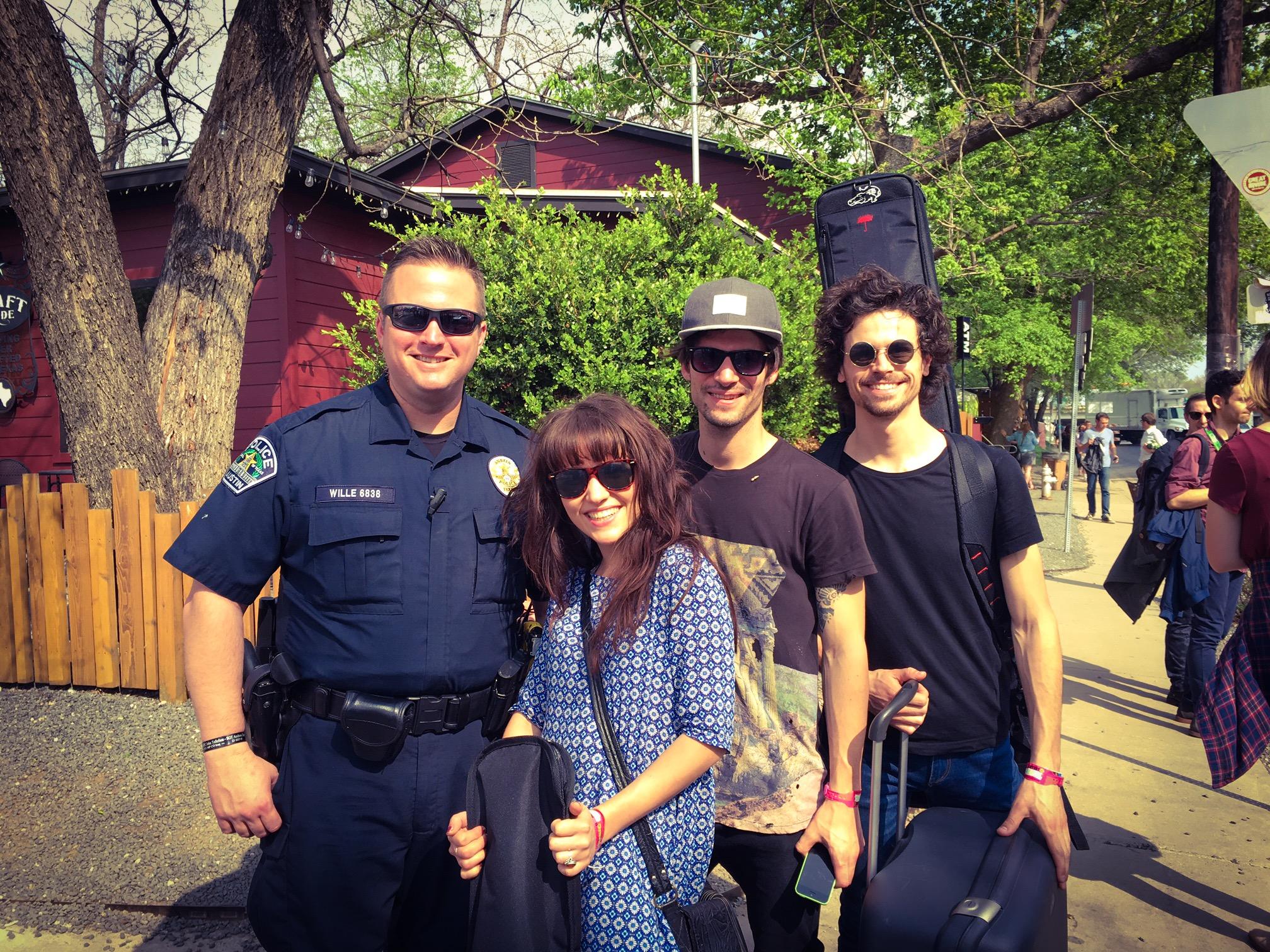 The Blind Suns : retour d'expérience texan