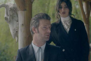 Bertrand Belin & Camélia Jordana - Le mot juste (Le beau geste)