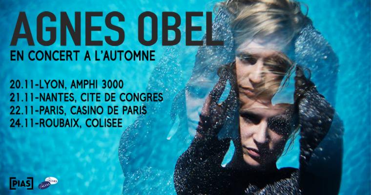 Agnes Obel en concert