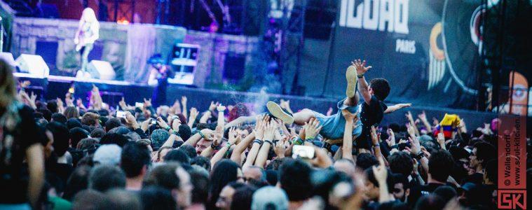 Photos : Download Festival, Paris | 10.06.2016