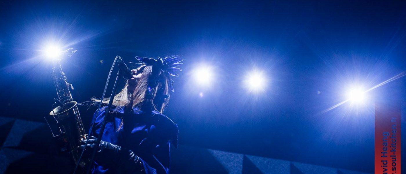 PJ Harvey - Nuits de Fourvière 2016 © Dadou