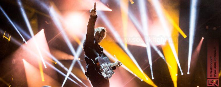 Muse @ Paléo Festival, Nyon, 19/07/2016