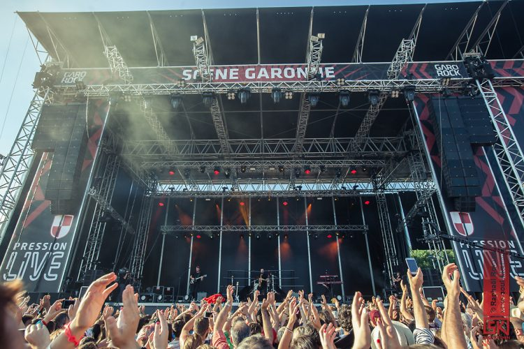 photos : Garorock 2016 - 30-06-2016