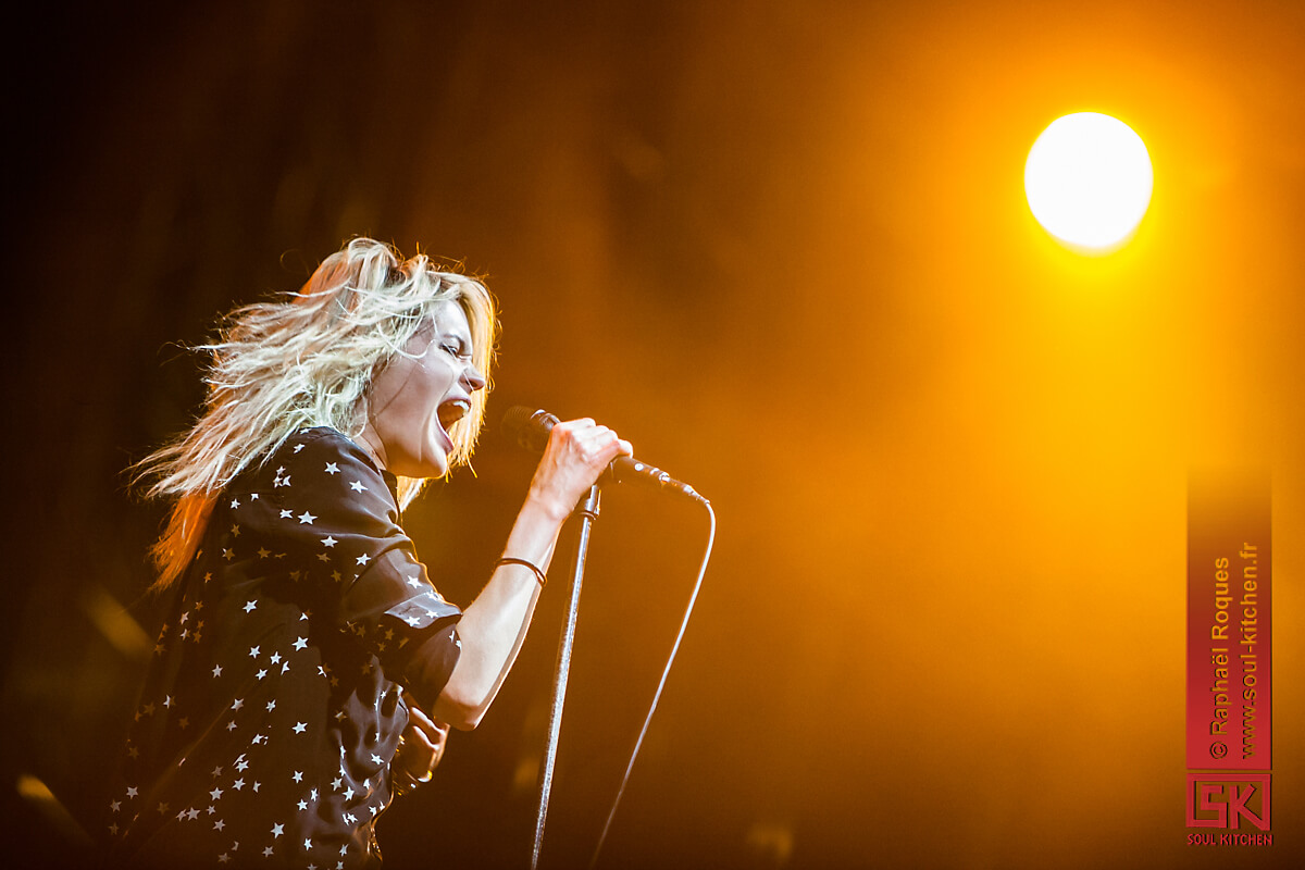 photos : Garorock 2016 (The Kills)