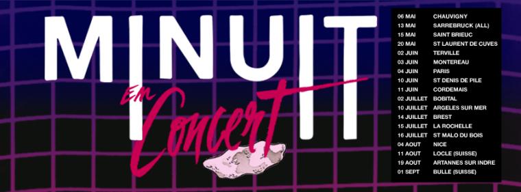 Minuit en concert
