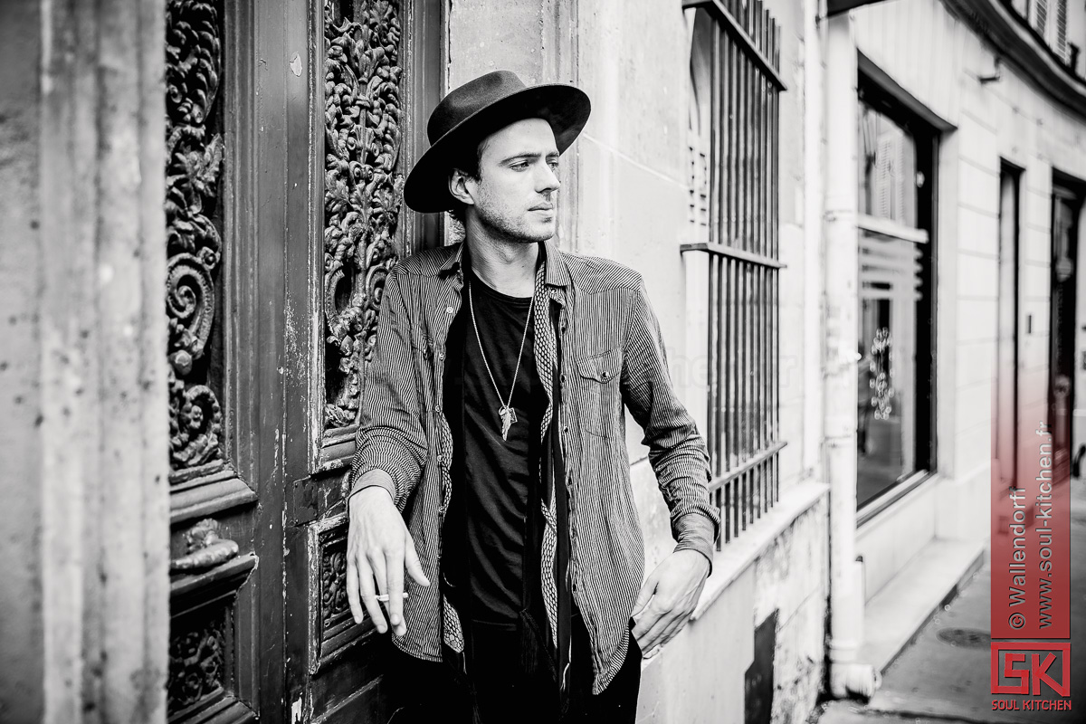 Finn Andrews, Paris, 05/07/2016