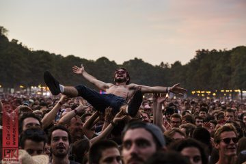 photos : ambiance Rock en Seine 2016