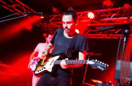 photos : Local Natives @ la Boule Noire, Paris, 24/08/2016