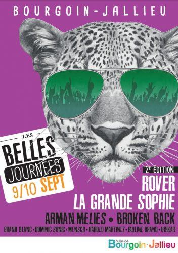 Festival Les Belles Journées 2016