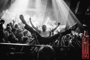 Photos : Birth of Joy @ le Café de la Danse, Paris   22.09.2016