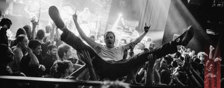 Photos : Birth of Joy @ le Café de la Danse, Paris | 22.09.2016