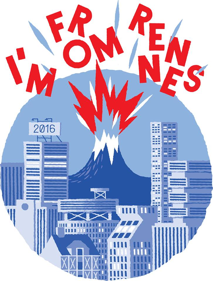 I'm From Rennes 2016