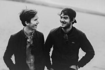 Paul & Simon - Fondateurs de Profil de Face Records