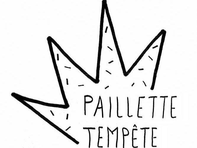 Paillette Tempête