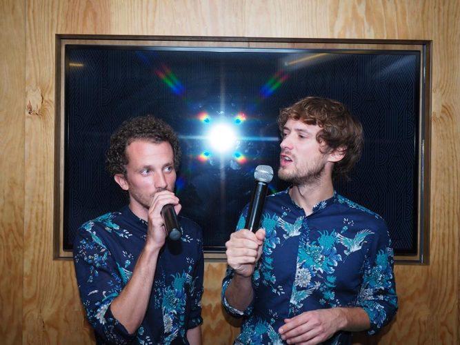 Bleu Toucan - Live Karaoke @BAM
