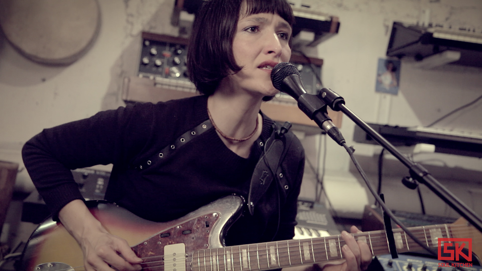 SK Session : La Féline – Senga