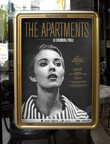The Apartments - Pascal Blua