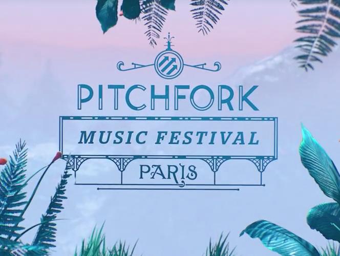 Pitchfork Music Festival 2016 : La Villette en fête