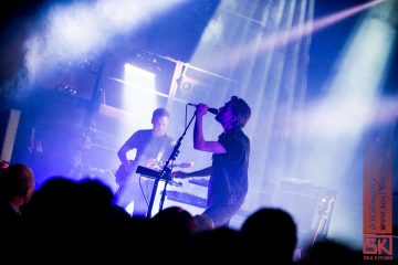 Wild Beasts @ la Gaîté-Lyrique, Paris, 13/10/2016