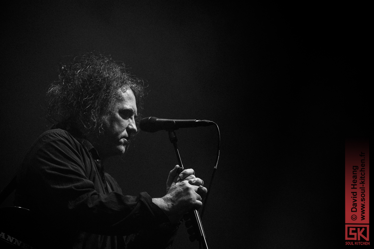 photos : The Cure @ Halle Tony Garnier - 17 novembre 2016