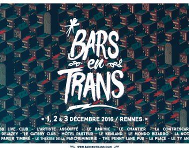 Bars en Trans 2016