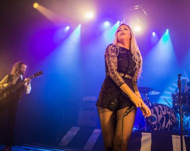 Photos : Blues Pills + Kadavar @ L'Autre Canal, Nancy | 09.11.2016