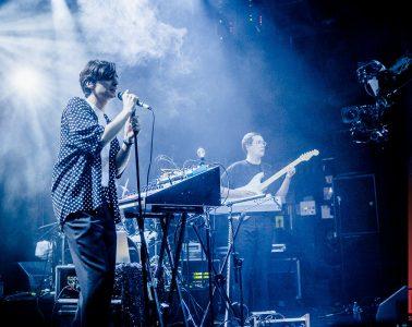 Paradis @ Festival des Inrocks, la Cigale, Paris, 18/11/2016