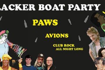 Paws et Avions au Sonic à Lyon
