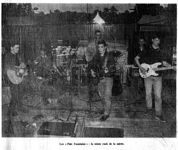 The Pale Fountains, 1987