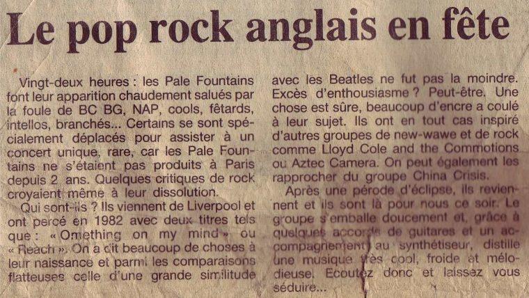 Le Figaro, article sur Shack