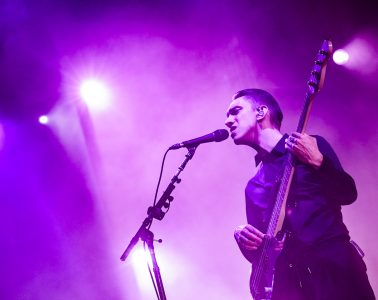 Photos de concert : The xx @ Halle Tony Garnier, Lyon | 21.02.2017