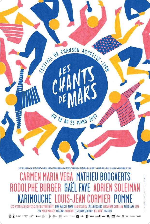 Les Chants de Mars #11