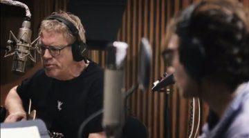 Dick Annegarn - On Est Deux (en duo Raphaël)